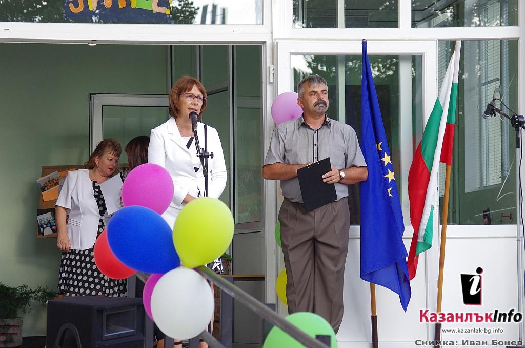 И училището в Овощник бе открито обновено в Деня на Съединението